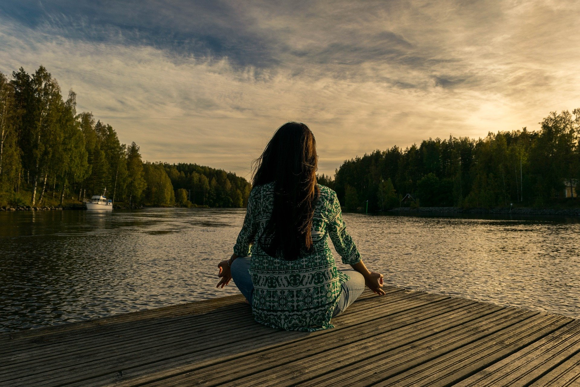 Mindfulness Meditation: What do you learn from mindfulness?